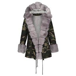 $enCountryForm.capitalKeyWord Australia - Hot New Warm Autumn Winter Parkas Women Fashion Women Coat Thick Hoody Winter Coat Slim Women Parka Warm Womens Down Jacket