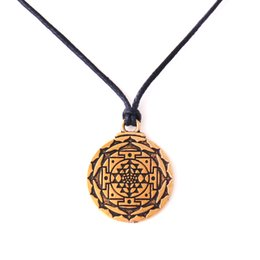 $enCountryForm.capitalKeyWord UK - HY135 Vintage style viking religious amulet pendant necklaces wsealth pagan talisman leather chain charm necklace jewelry for unisex