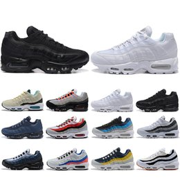 38b21534b6b Top Sale Mens Trainers Air Runnning Shoes OG Ultra 20th Anniversary For Men Womens  Sports Shoe Triple White Black Designer Sneakers 36-46