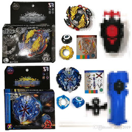 $enCountryForm.capitalKeyWord Canada - New Beyblade Burst God Toys Arena B-00 B-67 With Launcher And Original Box Spinning top For Boys Gift Children