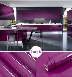 Country Furniture For Living Room Australia - Modern Thick Waterproof Self Adhesive Wallpaper for Furniture Renovation Contact Papers for Bathroom Kitchen Home Decals