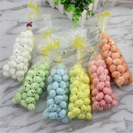 Discount cute wedding package - new DIY handmade accessories wedding decoration hair ornaments head decoration cute bird pigeon eggs sold per package 48