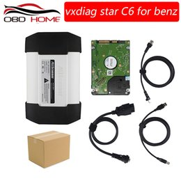 $enCountryForm.capitalKeyWord Australia - VXDIAG C6 DOIP&AUDIO Function for Benz Diagnostic Tool Wireless Connected Better than For Mercedes for Benz STAR C4 C5 Scanners