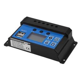 $enCountryForm.capitalKeyWord Australia - PWM 30A Solar Charge Controller Intelligent LCD Display Solar Panel Controller