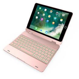 $enCountryForm.capitalKeyWord Australia - Ipad air2 Wireless Bluetooth Keyboard Protective Case iPad Pro9.7 Tablet Bluetooth Keyboard Case Cover Protector