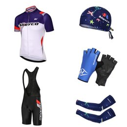jersey bmx NZ - 2020 Mieyco Cycling Set Man Cycling Jersey Short Sleeve Bicycle Clothing Kit Mtb Bike Wear Triathlon Uniforme Racing BMX Clothes