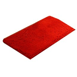 Fast Deliver Suede Bath Mat Toilet Carpet Door Mat Cat Woman Bathroom Rug Kitchen Carpets Bedroom Floor Absorbent Outdoor Doormat Rapid Heat Dissipation Bath Mats Home & Garden