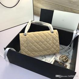 $enCountryForm.capitalKeyWord Australia - EDCVG 100% Sheepskin Ladies Luxury Gold chain Silver Chain Genuine Leather Tote Shoulder Bags Women Handbags Famous Brands Bolsas Design