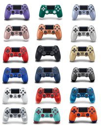 ps4 game consoles Australia - PS4 Wireless Controller For PlayStation 4 PS4 System Game Console Gaming Controllers Games Joystick with Retail package
