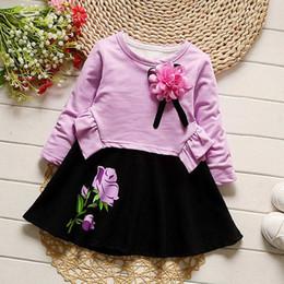$enCountryForm.capitalKeyWord NZ - good quality Spring Autumn Newborn Baby Girls Dresses Fashion Cotton Toddler Dress Flowers Dress For Infant Girls Birthday Party