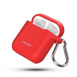 $enCountryForm.capitalKeyWord Australia - For AirPods protective jacket Apple wireless Bluetooth headset silicone jacket iPhone earplug box hanging rope Hot items