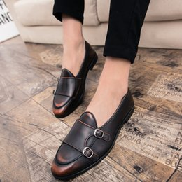 driving shoes NZ - mens shoes casual plus size leather luxury designer social driving brand adult fashion dress moccasins men loafers