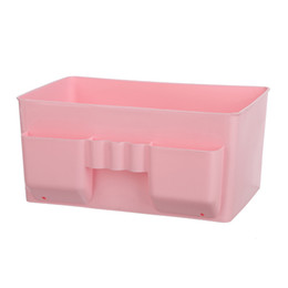 $enCountryForm.capitalKeyWord UK - Multi-purpose Plastic Cosmetics Organizer Makeup Tools Storage Box Hot Sale Office Desktop Sundries Container 5 Colors