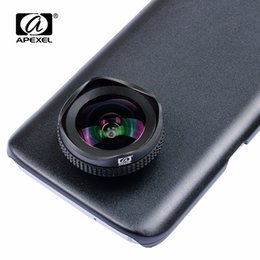 $enCountryForm.capitalKeyWord Australia - Apexel Pro 16mm 4k Wide Angle Circular Polarizing Cpl Filter Wide Lens Mobile Phone Camera Lens Kit Forsamsung Galaxy S7 s7 Edge J190704