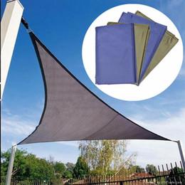 $enCountryForm.capitalKeyWord NZ - 3.6m Sun Shade Shelter Sail Waterproof Garden Patio Sunscreen Awning Canopy 98% UV Block