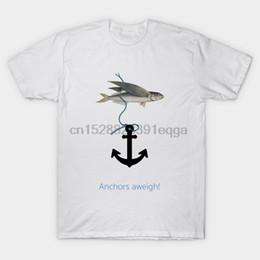 Anchor t shirts online shopping - Men Short sleeve tshirt Anchors aweigh Anchors Away T Shirt Women t shirt