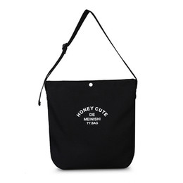 $enCountryForm.capitalKeyWord Australia - Canvas Zipper Bag Large Capacity Printed Handbag Single Shoulder Bag for Women FC55