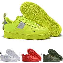 Großhandel nike air force 1 af1 one 2019 new fashion 1 07 se prm lv8 utility herren damen cut low Skateboarding sportschuhe air skate sneaker größe EUR36-45