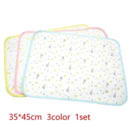 Wholesale Used Sheets Australia - For Children Mattress Protector Incontinence Protector Baby Use Waterproof Durable Bed Pad Baby Sheet