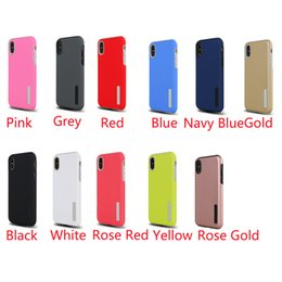 Water protect online shopping - 1PC in Phone Case TPU PC Protect Cover for iphone xs max x xr Plus For Samsung S8