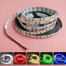 warm 8mm led 2021 - 12V 3528 LED Flexible Strip Light Tape Rope Ribbon120LEDs m IP20 Non Waterproof 8mm Width Cuttable