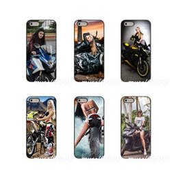 $enCountryForm.capitalKeyWord Australia - motocross girl riders Pattern motorcycle Hard Phone Case Cover For Apple iPhone X XR XS MAX 4 4S 5 5S 5C SE 6 6S 7 8 Plus ipod touch 4 5 6