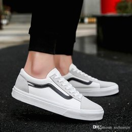 Spring Fall Canvas Shoes Australia - Spring Summer Canvas Shoes Men Sneakers Low top Black Shoes Men's Casual Shoes Male Brand Fashion Sneakers male