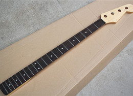 $enCountryForm.capitalKeyWord Australia - free shipping new Factory Wholesale 4 Strings 20 frets Electric Bass Guitar Neck with Rosewood Fretboard,Wood Color Style Can Be Changed