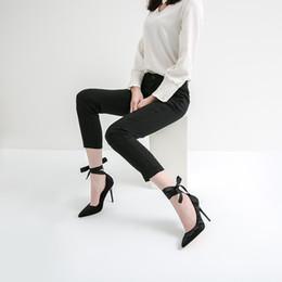 $enCountryForm.capitalKeyWord NZ - 2019 Top Quality 2019 Women Shoes High Heels Sexy Pointed Toe Red Sole 6cm 8cm 10cm Pumps Wedding shoes