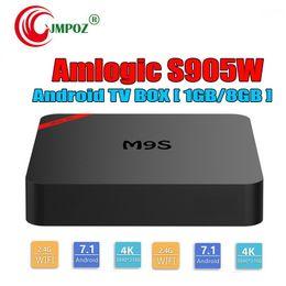 $enCountryForm.capitalKeyWord Australia - Android 7.1 OTT TV Box M9S Mini Amlogic S905W Quad Core 1GB 8GB 2GB 16GB 4K Smart Streaming Media Player