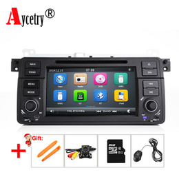 Radio Gps Free Map Australia - Aycetry! Car DVD Player for BMW E46 M3 Radio Stereo FM With GPS Bluetooth RDS USB Steering wheel Canbus Free Map+Camera MIC