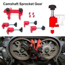 Camshaft Kits Australia - 1 Set Universal Auto Car Master Cam Clamp Kit Camshaft Sprocket Gear Cam Lock Tools Car Repair Tools Auto Accessories
