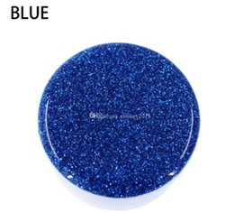 Tablet Stand Free Standing Australia - waterproof Car Glitter Bling Phone Holder Glitter airbag for Smart phone Grip Stand Sockets Tablets For iphone X Samsung Free Shipping