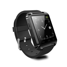 $enCountryForm.capitalKeyWord Australia - Bluetooth Smart Watch U8 Wireless Bluetooth Smartwatches Touch Screen Smart Wrist Watch With SIM Card Slot For Android IOS With Retail Box
