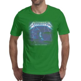 $enCountryForm.capitalKeyWord UK - Metallica albums Ride The Lightning Patch green t shirt,shirts,t shirts,tee shirts personalised funny vintage designer superhero band classi