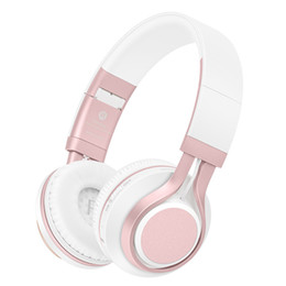 $enCountryForm.capitalKeyWord UK - Smart Bluetooth headphones wired+wireless bass stereo denoise support for TF card FM function foldable fashion portable design voice tips