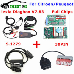 $enCountryForm.capitalKeyWord Australia - DHL Free Lexia 3 Full Chips+30Pin+S.1279 Module Work More PSA Car Lexia3 PP2000 Diagbox V7.83 Lexia-3 921815C Diagnostic Tool