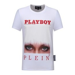 Silver Clothes For Men Australia - 2019 Summer Designer T Shirts For Men Tops Play T Shirt Mens Clothing Brand boy Short Sleeve Tshirt Women Tops M-3XL