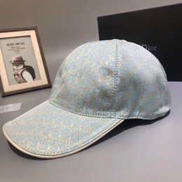 $enCountryForm.capitalKeyWord Australia - Sell 2019D home fashion leisure embroidery printing lake green fresh sports baseball cap wholesale free shipping