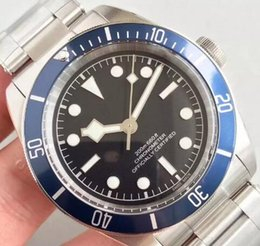 Brand Luxury Style Watch Australia - M79230 2 styles luxury brand limited watches men heritage black bay burgundy insert watch automatic movement watchMultifunctional wristwatch