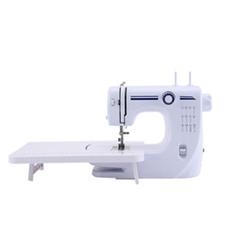 silk painting patterns NZ - Multiple Electric Sewing machine home multi-function electric eating thick sewing machine US European standard