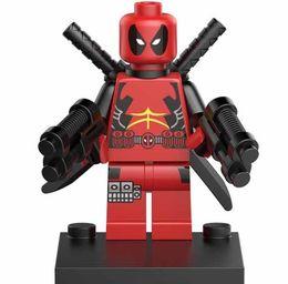 $enCountryForm.capitalKeyWord Australia - Avengers super hero mini figures kids corner productions blocks Batman Logan Thor superman Hulk Building Blocks Sets Kids toy Bricks gifts