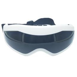 Venta al por mayor de Aparato automático de masaje de ojos Cuidado de la belleza Protección de la herramienta eléctrica Anti Miopía Vibración magnética Relájese Relieve Fatiga Dispositivo de masajeador