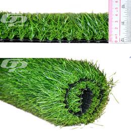Erba da golf 35MM altezza alta simulazione tappeto erboso artificiale tappeto erboso verde erba per campo da calcio o cortile pratica tappetino da golf