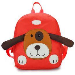 $enCountryForm.capitalKeyWord Australia - Designer- Children Kids Carrying Picnic Cartoon Animal Outdoor Casual Organizer Adjustable Strap Book Cute Travel Backpack Bag