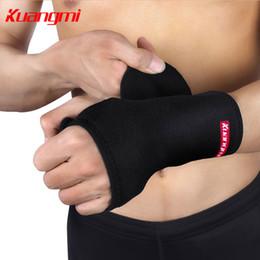 $enCountryForm.capitalKeyWord Australia - Kuangmi 1 PC wrist wraps Removable Steel Wrist Splint Brace band Hand Support Protector Injured Rehabilitation wristband