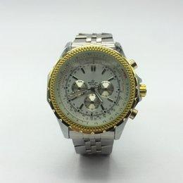 ee0129d5fe45 2018 reloj de marca de lujo para hombre reloj mecánico de 42 mm sin correa  de goma de batería de acero inoxidable con tres anillos AAA