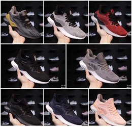 AlphA bounce sneAkers online shopping - Genuine Brand Mens Alpha bounce Run Sports Shoes Trainer Sneakers Designer brand Kolor Alphabounce Beyond Running Shoes Size