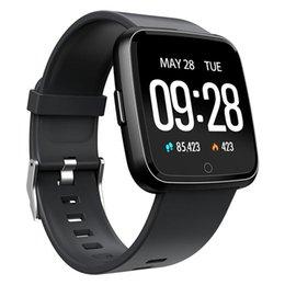 Watch long bracelet online shopping - 6 style Fitness tracker band Heart Rate smartwatch Bracelet Long Standby Time Smart Watch Blood Pressure Oxygen IP67 Waterproof