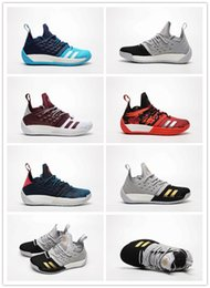 spring hardening NZ - Mens Harden Vol.2 Basketball Shoes good quality for Male Sports Chaussures Multi Color Mens Outdoor Sneakers Man's Designer Trainers